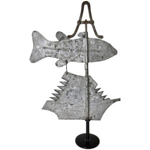 Fish:Schooner Weathervane