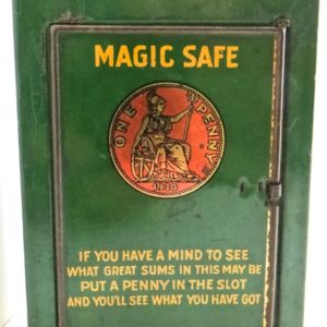 #18 Magic Safe