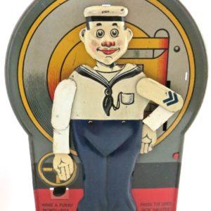 #24 Saluting Sailor