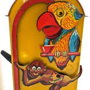 #25 Monkey Parrot