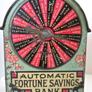 #3 Automatic Fortune Savings Bank
