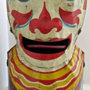 #7 Clown White Face