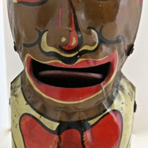 #8 Black Face Clown